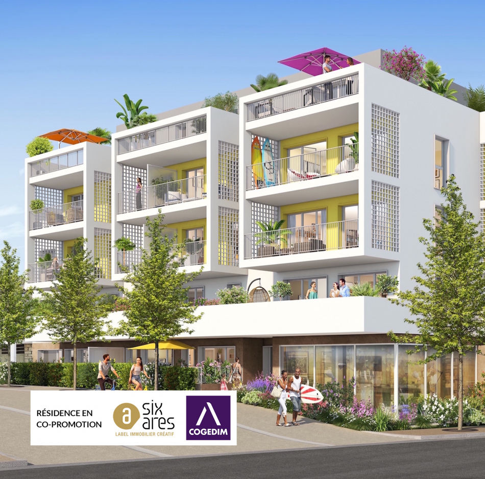 Programme immobilier neuf Les Bains